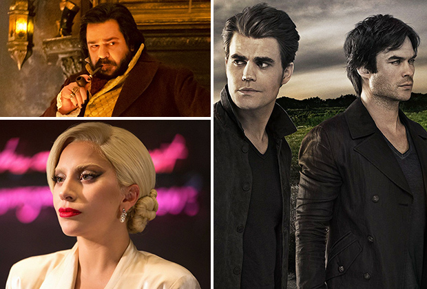 Best TV Characters Vampires