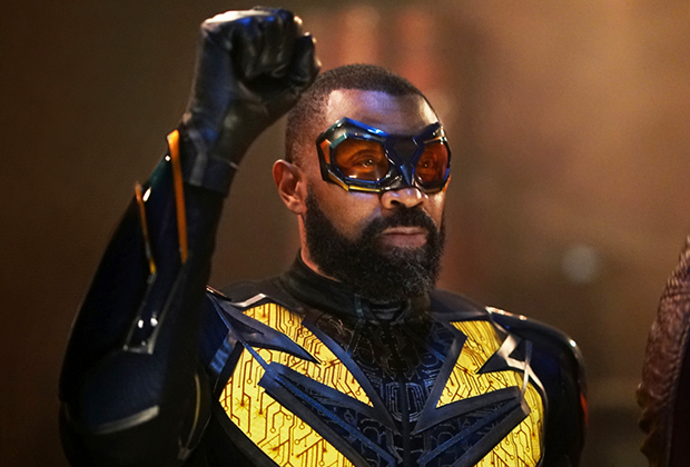 Black Lightning Cancelled