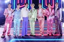 BTS Debuts New Single at 2020 American Music Awards -- Watch