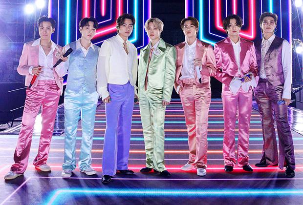 Watch BTS' 2020 AMAs Performance [VIDEO] | TVLine
