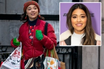 Yes, That Really Is Gina Rodriguez's Voice in Dash & Lily's Fake Pixar Movie