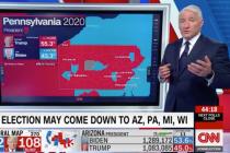 Election 2020: An Ode to John King, CNN's Statistician Magician