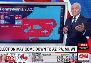 Election Night John King CNN