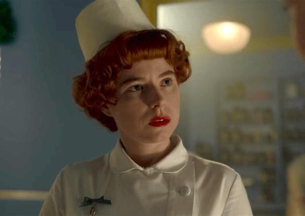 Fargo FX Nurse Oraetta Jessie Buckley Season 4 Episode 8