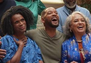 Fresh Prince Reunion Aunt Vivs