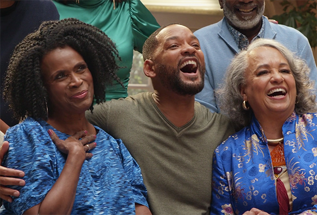 Fresh Prince Reunion: Will Smith, Janet Hubert's Feud — Aunt Vivs Meet |  TVLine
