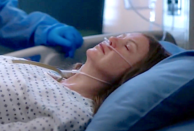 Grey's Anatomy Recap: To Sleep, Perchance to Dream — Plus, [Spoiler] Reacts to Meredith's Latest 'Reunion'