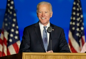 Joe Biden Elected President