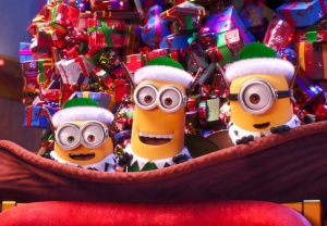 Minions Holiday Special Trailer