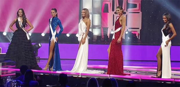 Miss USA 2020 Winner