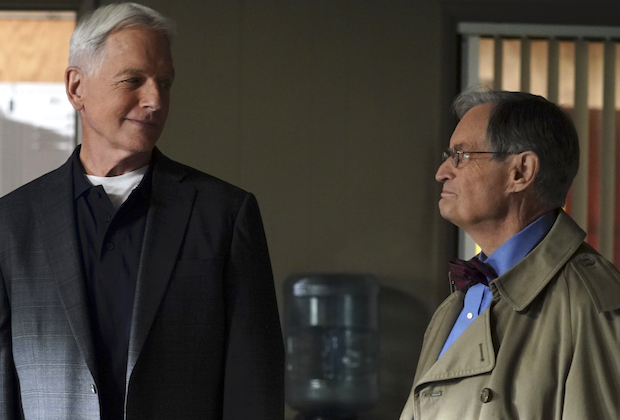 NCIS Episode 400 - Ducky and Gibbs