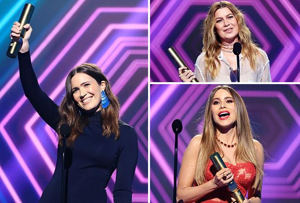 People's Choice Awards 2020 Winners