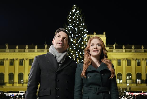 Sarah Drew's Christmas in Vienna