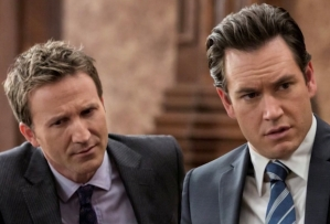 Saved by the Bell - Franklin and Bash Reference