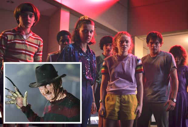 Stranger Things Season 4 Robert Freddy Krueger Englund Joins Cast Tvline