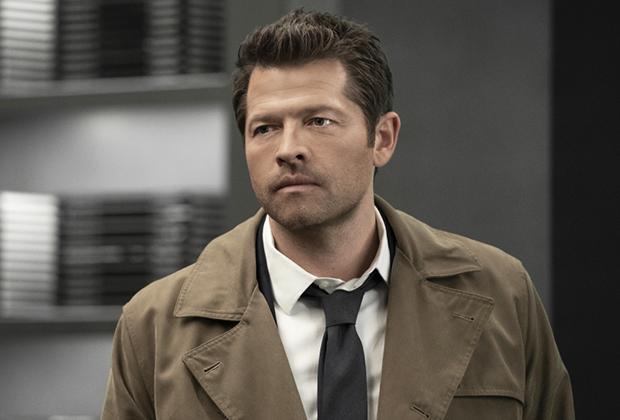 Supernatural Misha Collins
