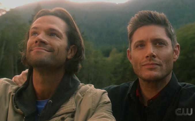 Supernatural' Recap: Season 15, Episode 20 — Series Finale Ending | TVLine