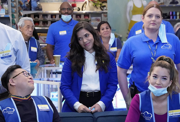Superstore - America Ferrera leaving, Amy moving to California in Season 5