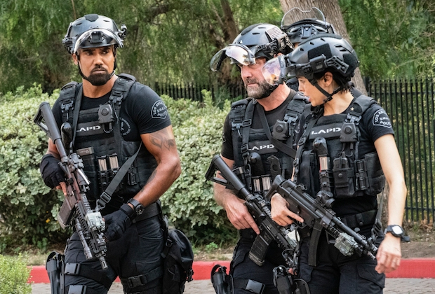 SWAT Season 4 Preview