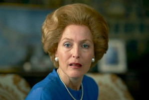 The Crown Season 4 Finale Margaret Thatcher