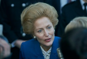 The Crown Season 4 Gillian Anderson Margaret Thatcher