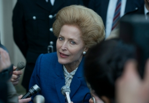 The Crown Season 4 Premiere Margaret Thatcher