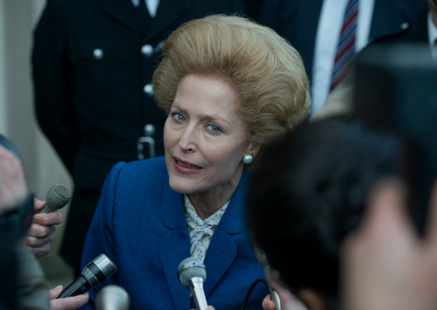 The Crown Season 4 Premiere Margaret Thatcher