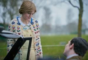 The Crown Season 4 Premiere Princess Diana