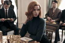 Anya Taylor-Joy Wins Best Actress in Limited Series for Queen's Gambit -- Golden Globes 2021