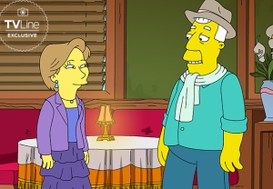 The Simpsons Yeardley Smith