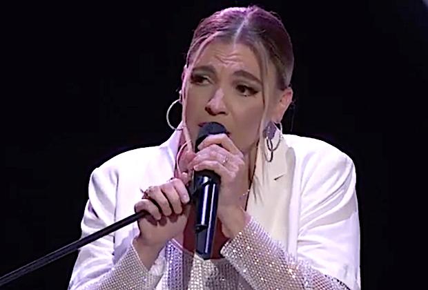 the voice marisa corvo