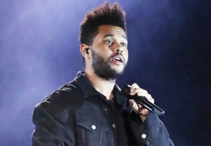 The Weeknd Super Bowl Halftime Show