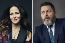 Mary-Louise Parker and Nick Offerman Cast as Colin Kaepernick's Parents in Netflix's Colin in Black & White