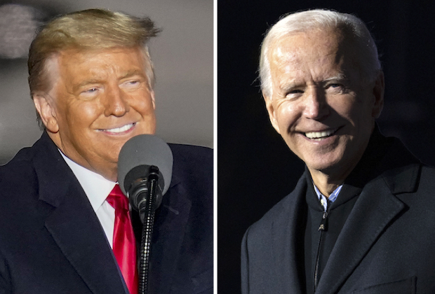 Trump vs. Biden Election Day 2020 TV Coverage