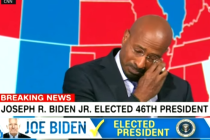 CNN's Van Jones in Tears Over Biden Win: 'Character Matters, Truth Matters'