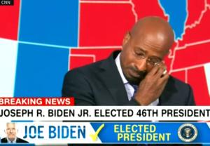 Van Jones Tears Election 2020