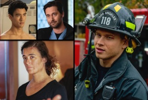 Matt's Inside Line: Get Scoop on 9-1-1, SEAL Team, Magnum, New Amsterdam, Lone Star, NCIS: LA, All Rise and More