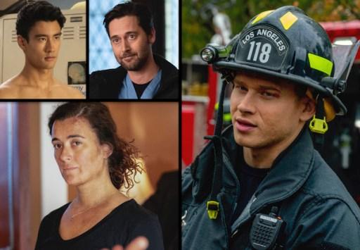 911 Season 4 Spoilers Buck
