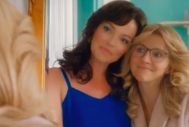 Firefly Lane Trailer: Katherine Heigl and Sarah Chalke's BFFs Are 'F--king Stuck With' Each Other in New Netflix Drama