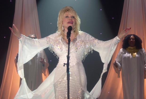 Holly Dolly Christmas CBS