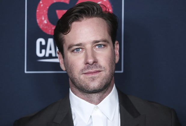 Armie Hammer Godfather Series