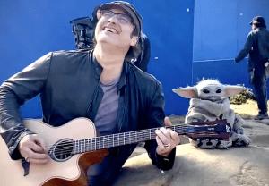 Baby Yoda Jam Rodriguez