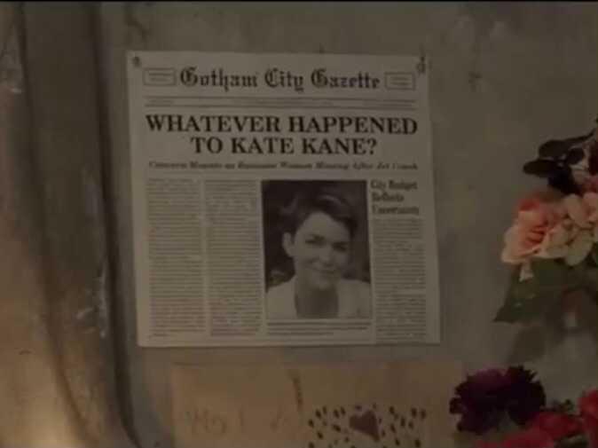 Batwoman Kate Kane Missing