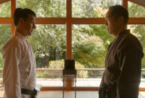 Cobra Kai Season 3 Daniel and Chozen
