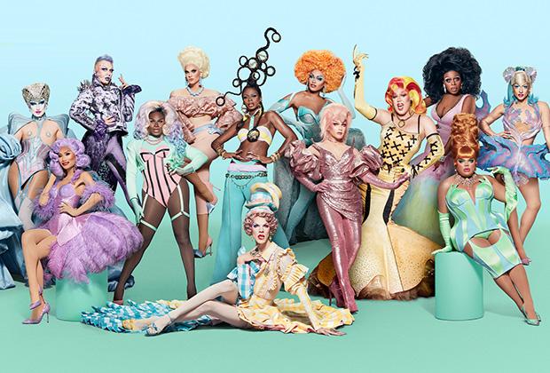 Drag Race Season 13 Cast