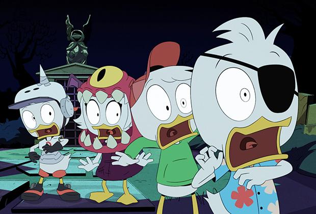 DuckTales Ending