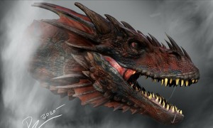 Game of Thrones Prequel HOuse of the Dragon Concept Art HBO
