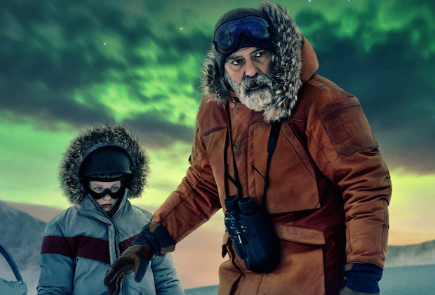 George Clooney 'The Midnight Sky' Movie on Netflix