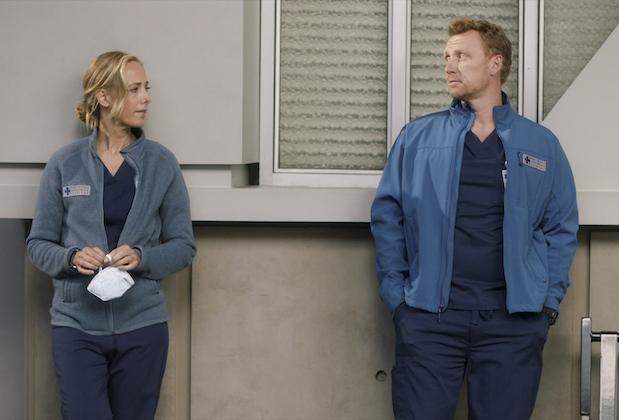 Grey's Anatomy: 17×6