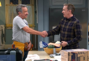Last Man Standing - Home Improvement Crossover